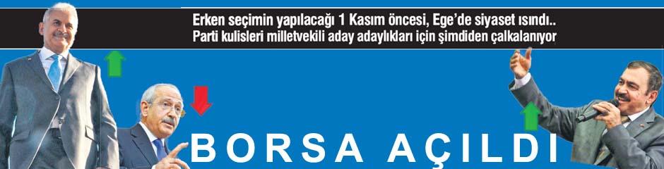 AK Partide Binali Yıldırım sesleri